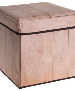 Úložný sedací box Wooden Birch