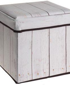 Úložný sedací box Wooden Maple