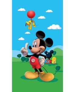 AG ART Dětský závěs Mickey Mouse