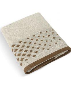Bellatex Froté ručník Béžová řada Béžová mozaika