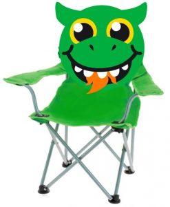 Dětská skládací židle Dragon